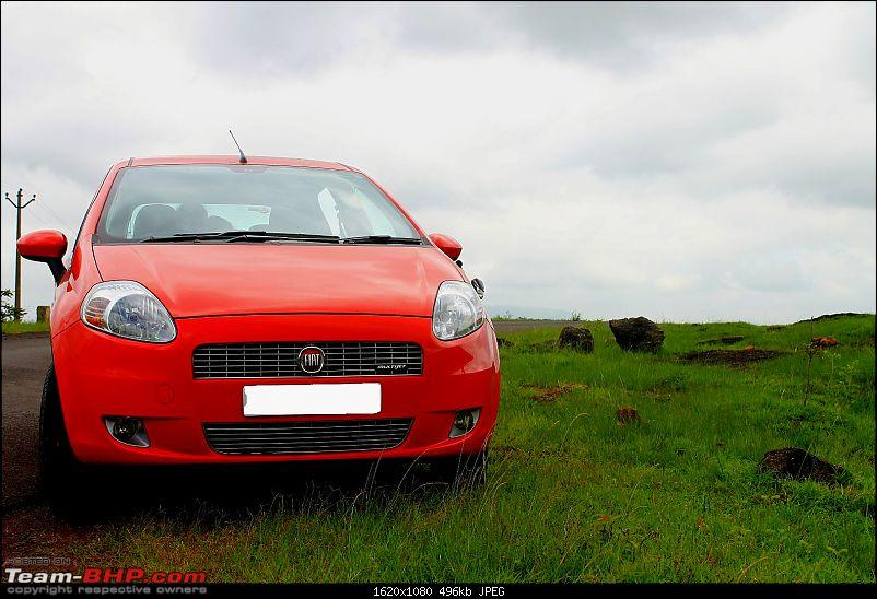 'The Red' is home: Fiat Punto 1.3 MJD Dynamic. EDIT: 30,000 kms up!-img_0111-large.jpg