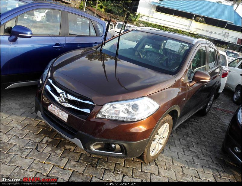 My Brown Little Hippo: Maruti S-Cross DDiS 200 Alpha-r.jpg