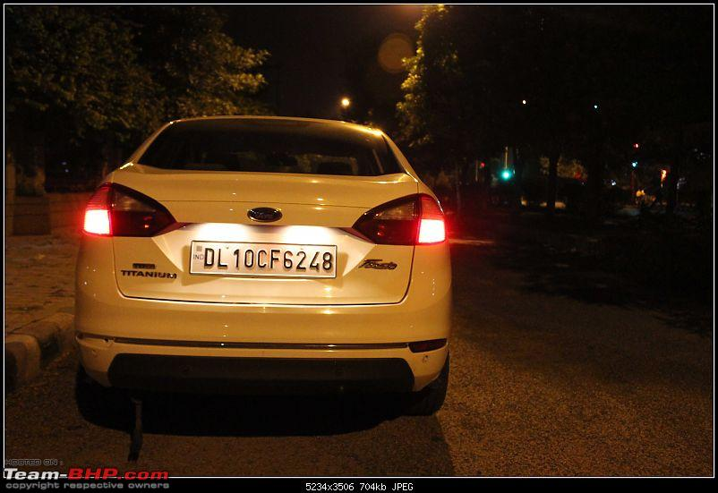 My American Love - Diamond White Ford Fiesta TDCi-night-car-1.jpg