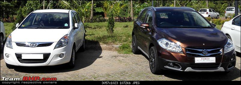My Brown Little Hippo: Maruti S-Cross DDiS 200 Alpha-i20.jpg