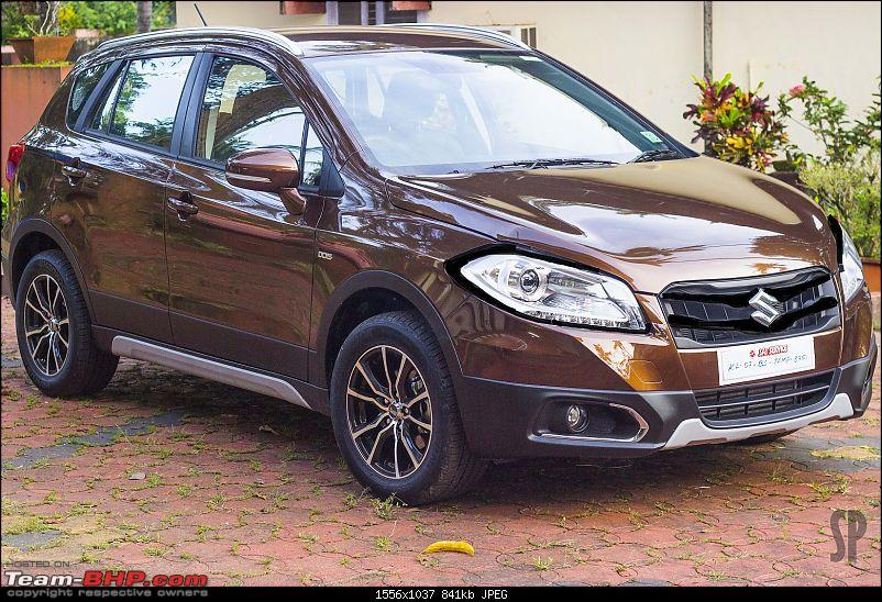 My Brown Little Hippo: Maruti S-Cross DDiS 200 Alpha-s-cross-black-grille.jpg