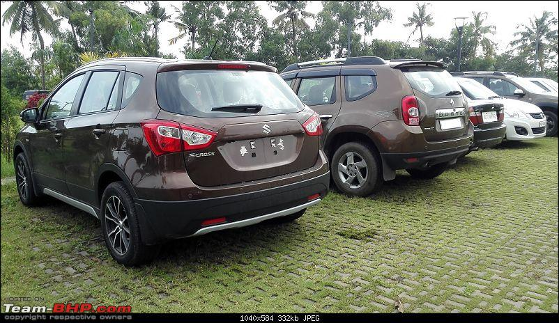 My Brown Little Hippo: Maruti S-Cross DDiS 200 Alpha-1.jpg