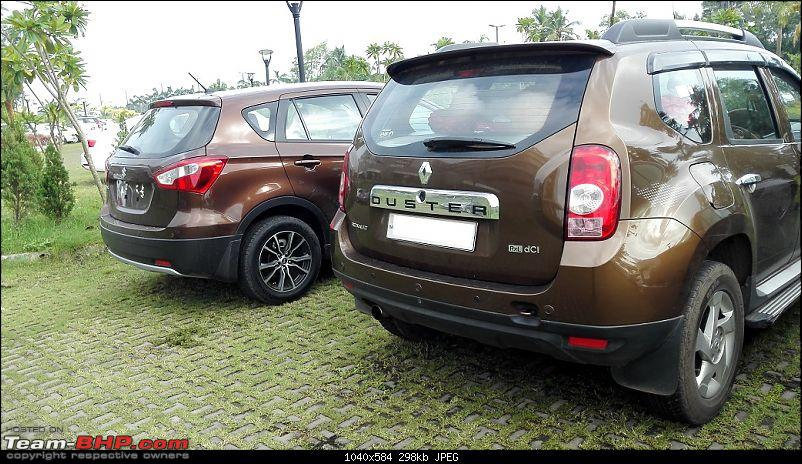 My Brown Little Hippo: Maruti S-Cross DDiS 200 Alpha-3.jpg