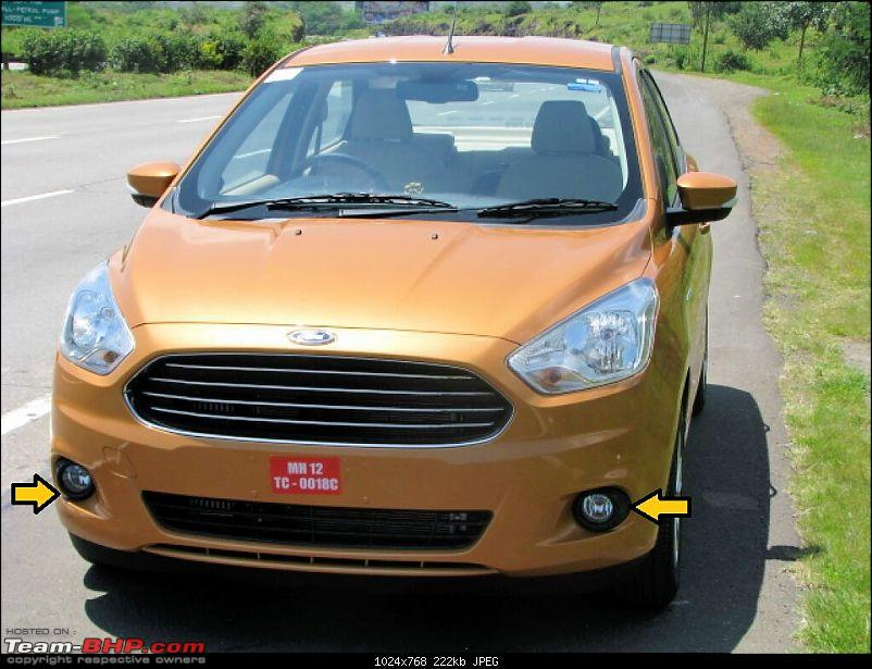 The Blue Oval comes home - Ford Figo Aspire TDCi Titanium-car-full-fog-lamp.jpg