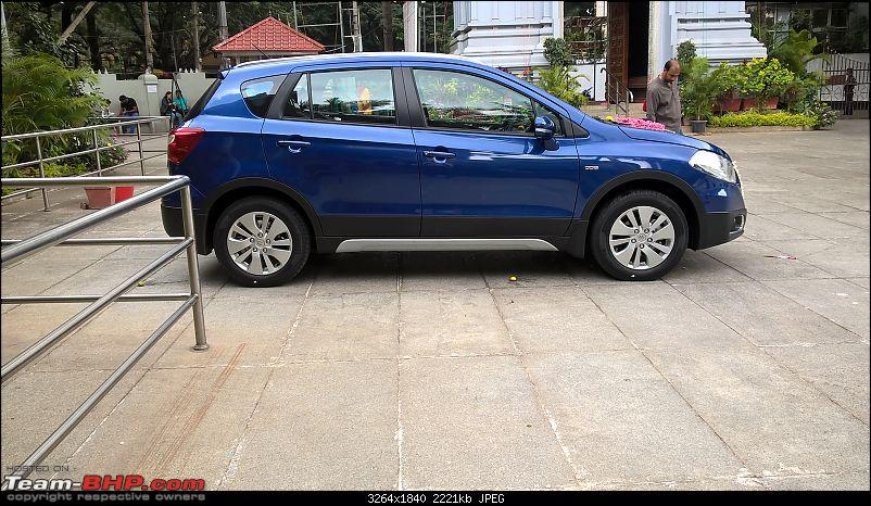 Journey from a Honda City to the Maruti S-Cross 1.3L-pooja2.jpg