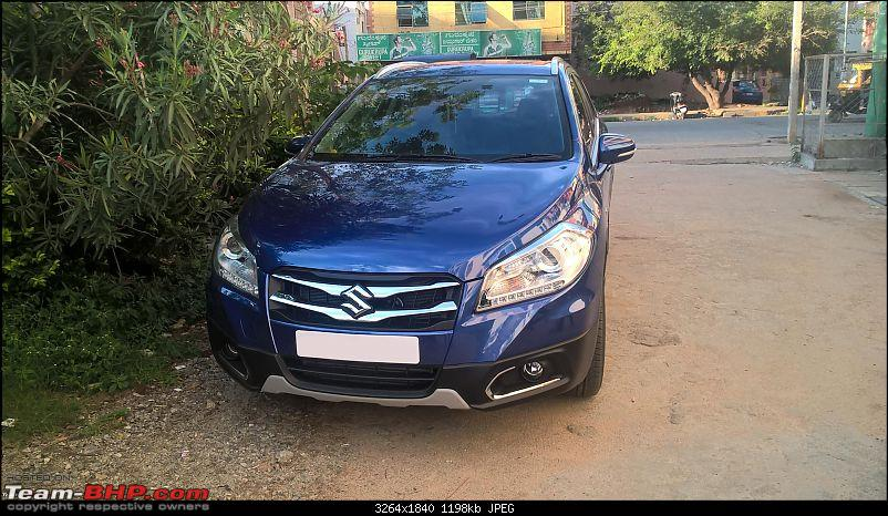 Journey from a Honda City to the Maruti S-Cross 1.3L-front2.jpg