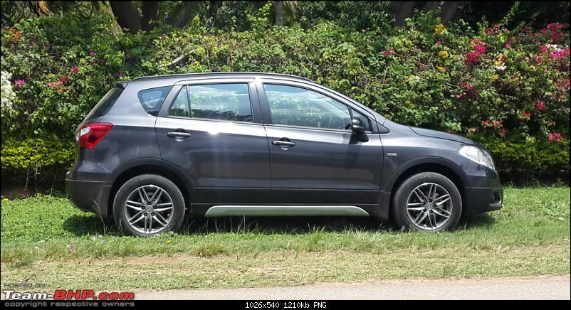 Above the Ordinary : My Crossover, the Maruti S-Cross-20150927_144435.png