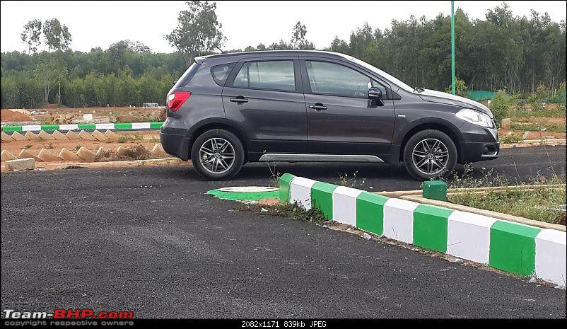 Above the Ordinary : My Crossover, the Maruti S-Cross-4.jpg
