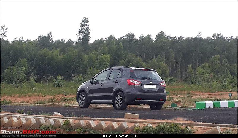 Above the Ordinary : My Crossover, the Maruti S-Cross-7.jpg
