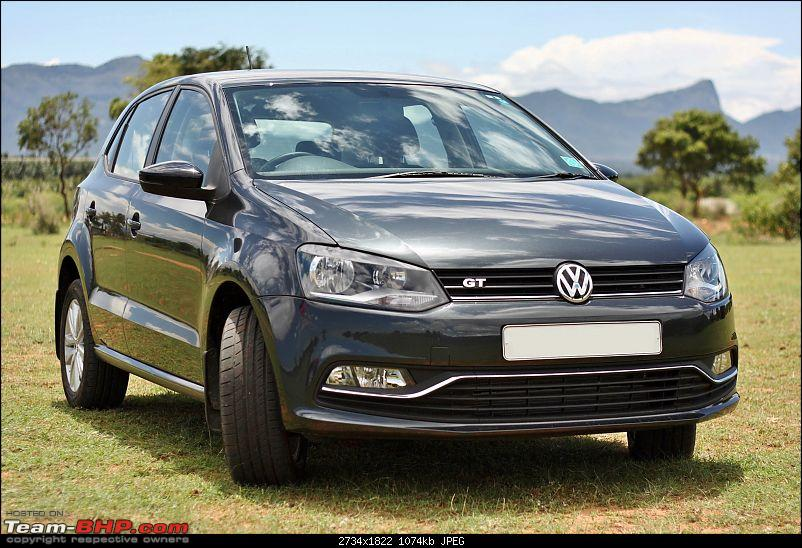 Carbon Steel Grey VW Polo GT TSI comes home! EDIT: 10000 km up + OEM bi-xenon headlamps upgrade!-front-three-quarter-wheels-out.jpg