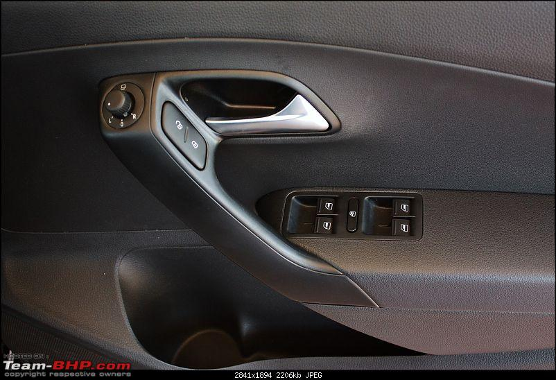 Carbon Steel Grey VW Polo GT TSI comes home-window-controls-1.jpg