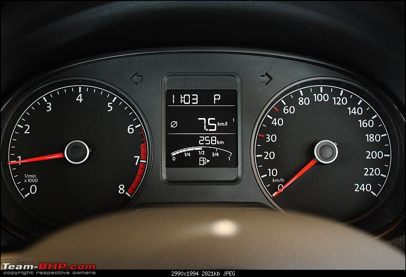 Carbon Steel Grey VW Polo GT TSI comes home! EDIT: 10000 km up + OEM bi-xenon headlamps upgrade!-instrument-cluster.jpg
