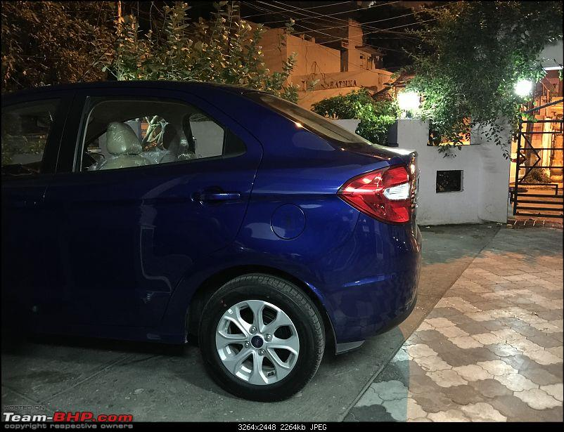 Ford Aspire TDCi : My Blue Bombardier, flying low on tarmac EDIT : 30,000kms COMPLETED-img_0252.jpg