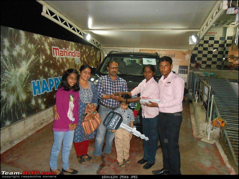 Mahindra TUV300 Ownership Review - A Tank to tame the road!-img20151010wa0008.jpg