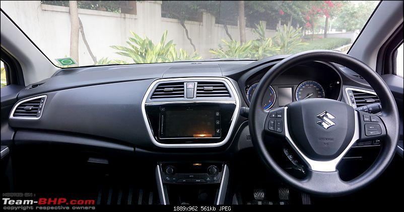 Maruti S-Cross DDiS 200 Zeta - The A350 cometh!-dashboard.jpg
