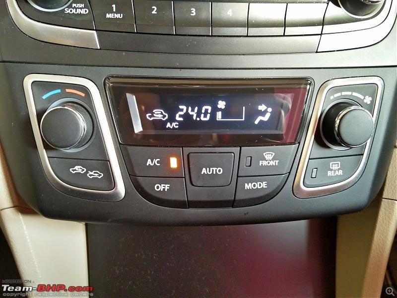 Ownership review of my black Maruti Suzuki Ciaz ZXi-ac-console.jpg