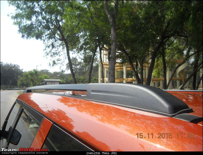 Orange Tank to conquer the road - Mahindra TUV3OO owner's perspective-dscn4638.jpg