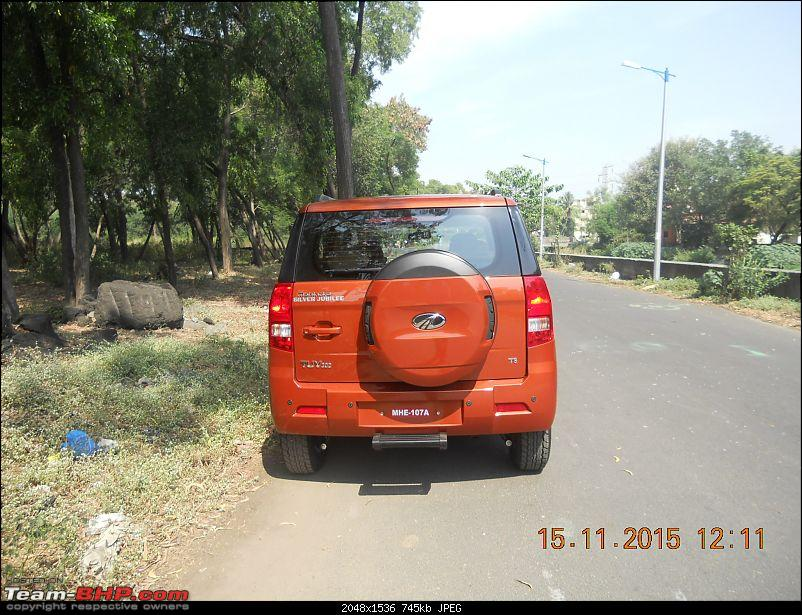 Orange Tank to conquer the road - Mahindra TUV3OO owner's perspective-dscn4685.jpg