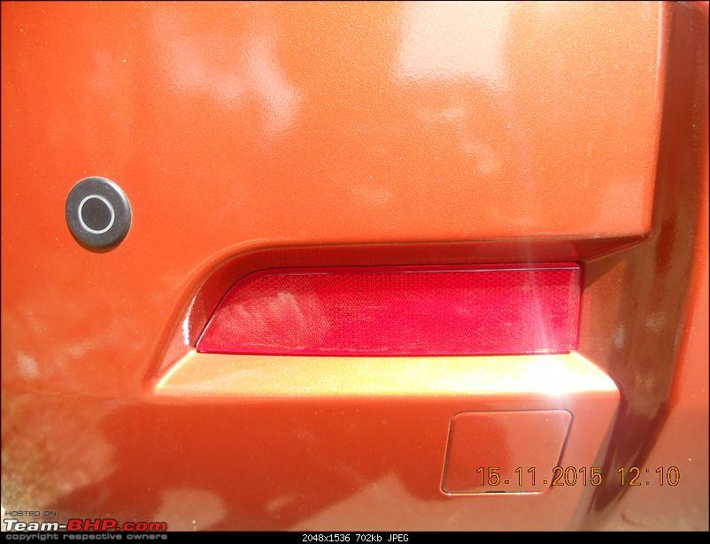Orange Tank to conquer the road - Mahindra TUV3OO owner's perspective-dscn4676.jpg