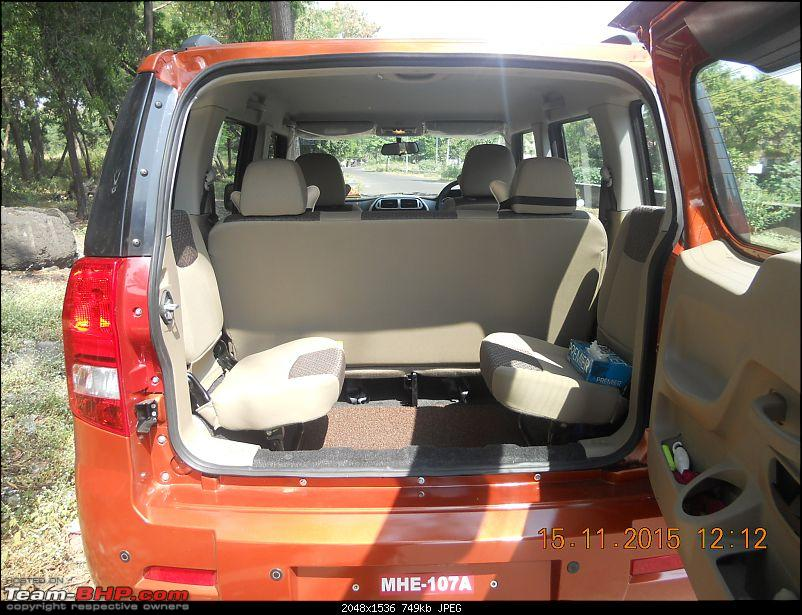 Orange Tank to conquer the road - Mahindra TUV3OO owner's perspective-dscn4687.jpg