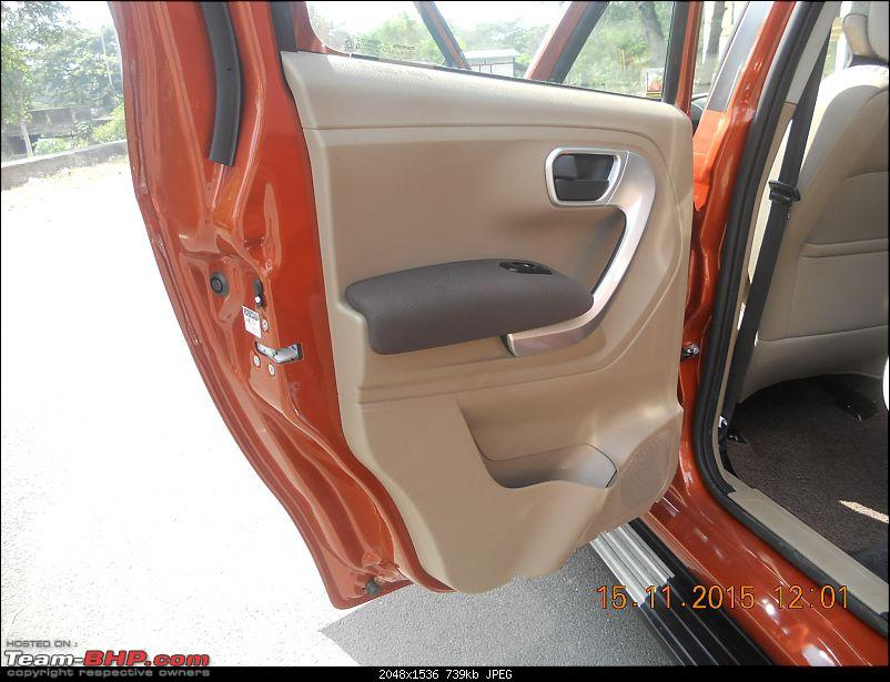 Orange Tank to conquer the road - Mahindra TUV3OO owner's perspective-dscn4650.jpg