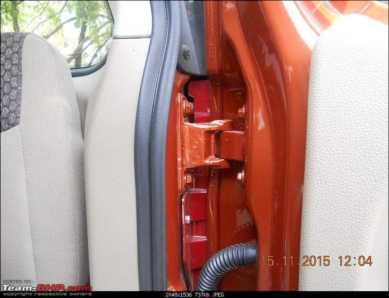Orange Tank to conquer the road - Mahindra TUV3OO owner's perspective-dscn4666.jpg
