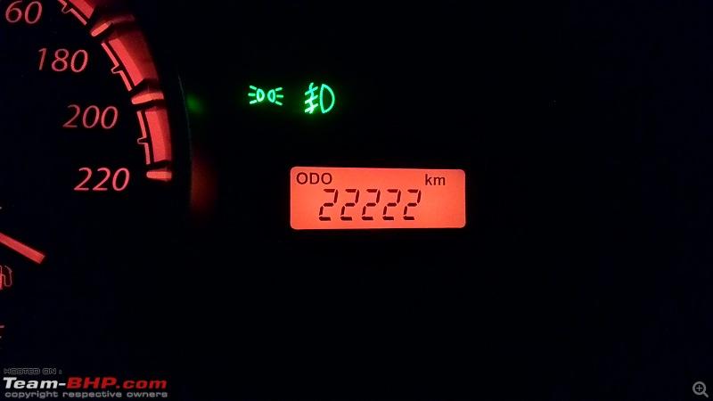 My Diesel Ford Figo Zxi - 3 Years & 48,000 km update-p_20151106_214047.jpg