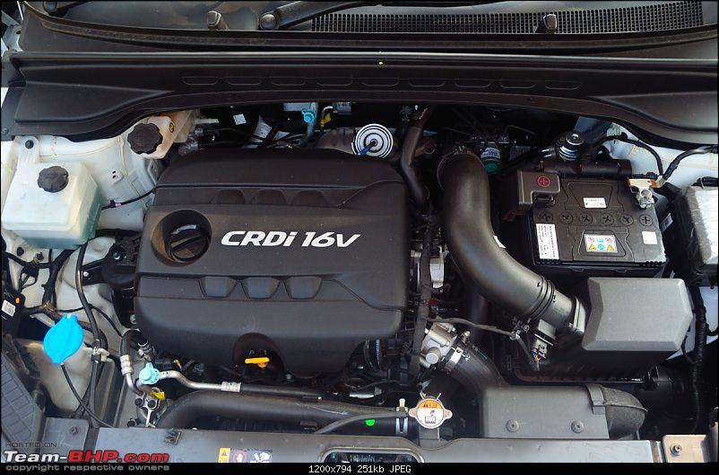 Hyundai Creta 1.6L Diesel Automatic � An Ownership Experience-engine-bay.jpg