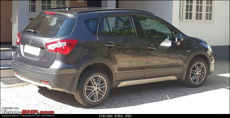 Above the Ordinary : My Crossover, the Maruti S-Cross-20151231_094830.jpg