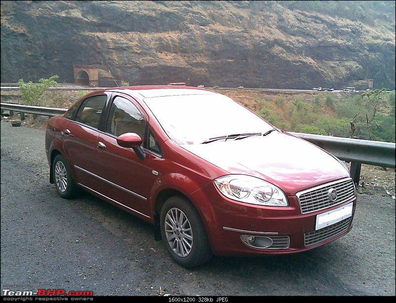 Fiat Linea 1.4 FIRE Emotion Pack (Petrol) - My Dates with the RED Beauty !!!-20090606013r.jpg