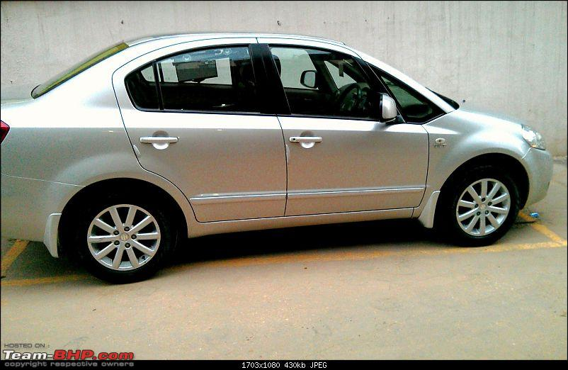 Pre-owned Silky Silver Maruti SX4 ZXi comes home. EDIT: Sold!-img_20131025_173628.jpg