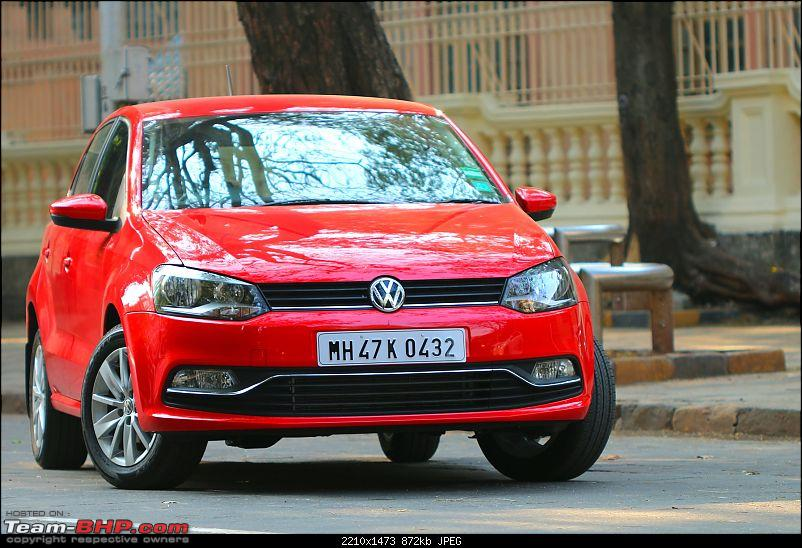 Shifting to German Engineering - Red VW Polo Highline Petrol-2016_01_09_img_7503.jpg