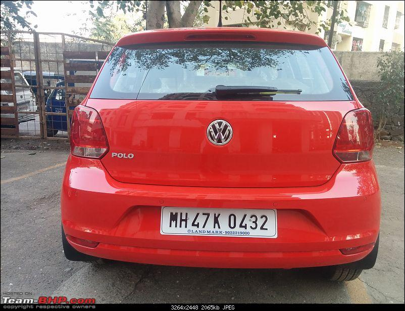 Shifting to German Engineering - Red VW Polo Highline Petrol-img_20160123_154831.jpg