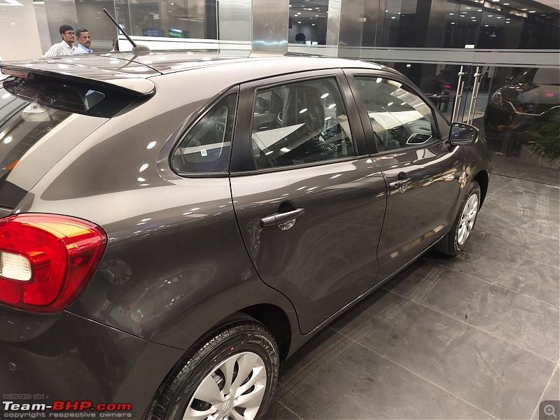 My first car - Granite Gray Maruti Baleno 1.2 Delta-img_20151222_184542.jpg
