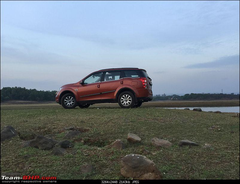 My Sunset Orange Mahindra XUV500 AWD W10. EDIT : AWD Experience With Pictures & Videos!-img_8379.jpg