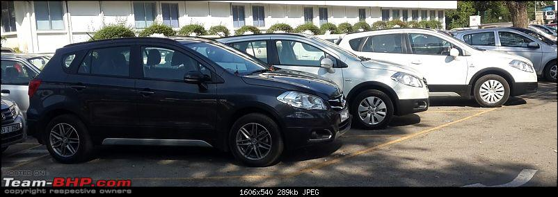 Above the Ordinary : My Crossover, the Maruti S-Cross-20160222_154210.jpg