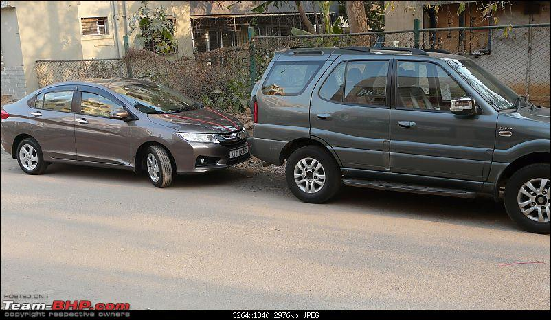 A Transformation: Beast to Baby! Tata Safari to Honda City VX CVT-p1100914.jpg