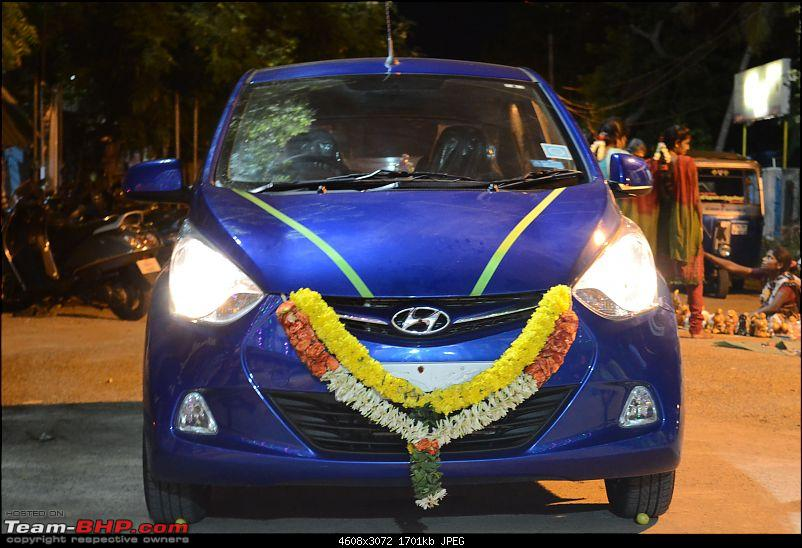 The Cute Little Blue-bee: Hyundai Eon Sportz!-dsc_6242.jpg