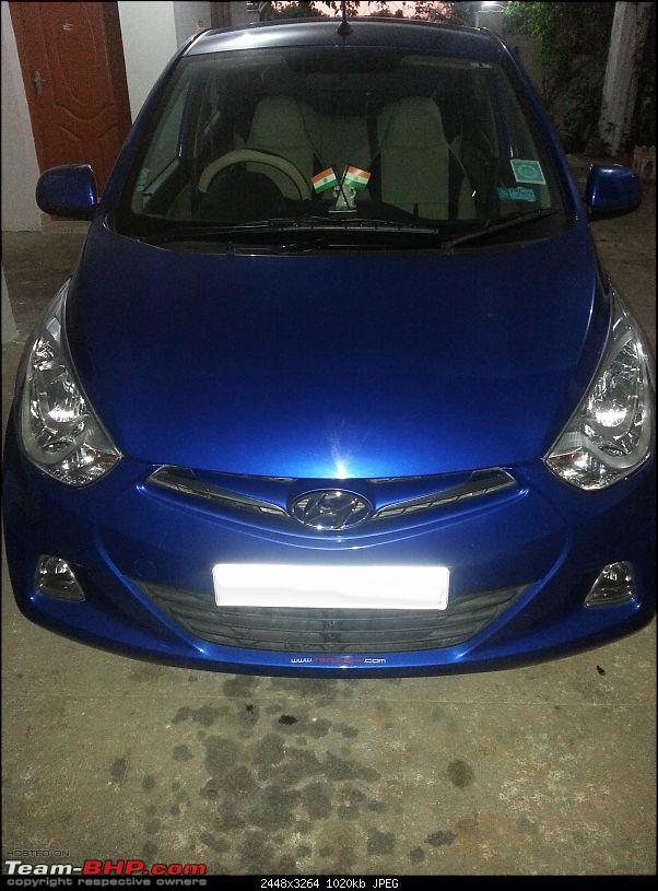 The Cute Little Blue-bee: Hyundai Eon Sportz!-after_service_1.jpg