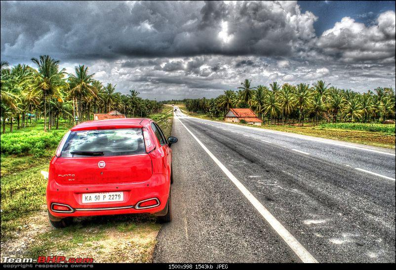 Bellissa - Fiat Punto Evo 1.4 ownership review - 1 Year/10,000 Kms completed-hdrhighway.jpg
