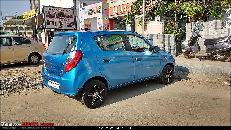 My Go-kart. Maruti Alto K10 VXi AMT, Cerulean Blue - 30,000 km update-img_20160306_154811038_hdr.jpg