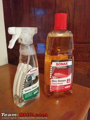 Name:  Sonax Shampoo and interior cleaner.jpg Views: 41921 Size:  88.9 KB