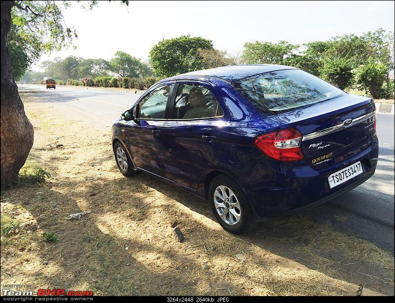 Ford Aspire TDCi : My Blue Bombardier, flying low on tarmac EDIT : 35,000kms COMPLETED-img_3528.jpg