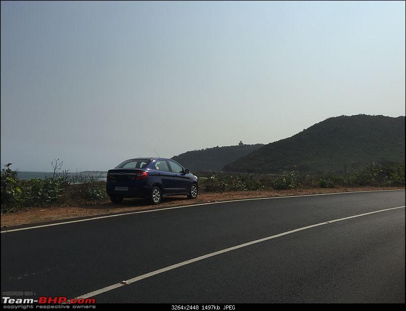 Ford Aspire TDCi : My Blue Bombardier, flying low on tarmac EDIT : 33,000kms COMPLETED-img_3681.jpg