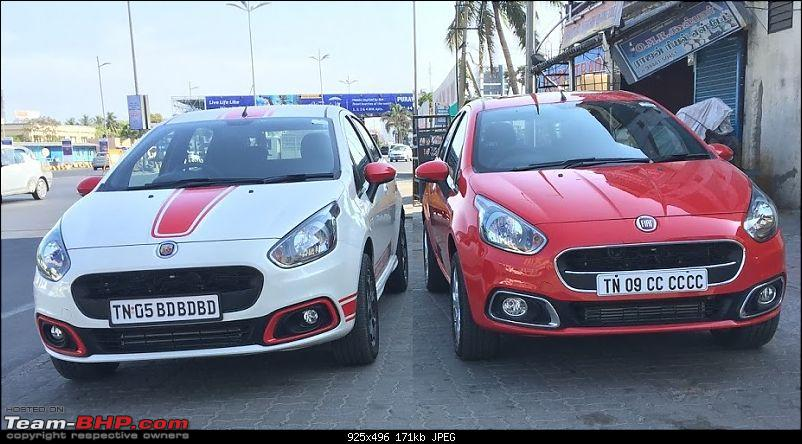 From a Palio 1.6 to the Fiat Abarth Punto. EDIT: 20,000 km done!-red_1.jpg