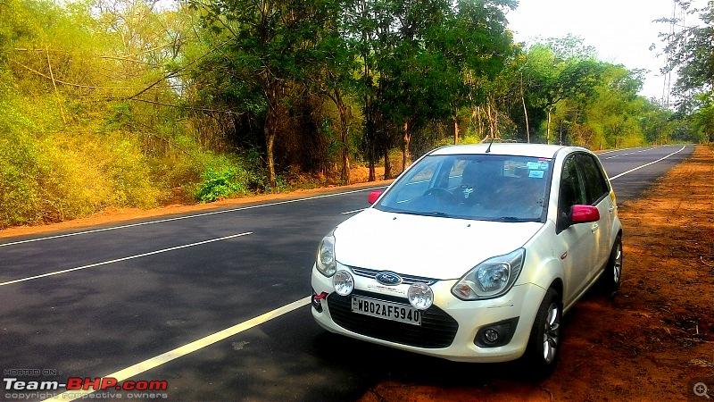 My Diesel Ford Figo Zxi - 3 Years & 48,000 km update-8.jpg