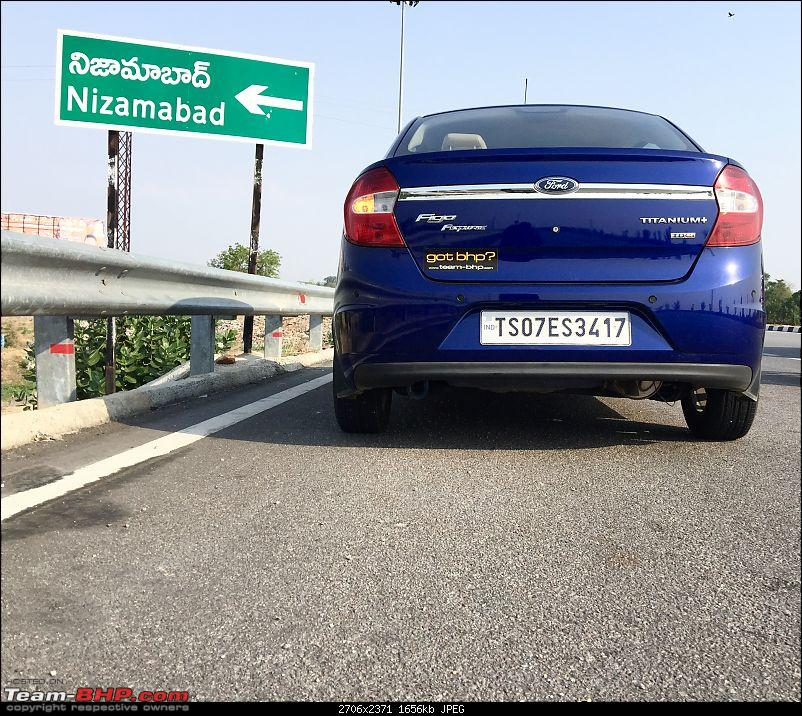 Ford Aspire TDCi : My Blue Bombardier, flying low on tarmac EDIT : 20,000kms COMPLETED-1.jpg