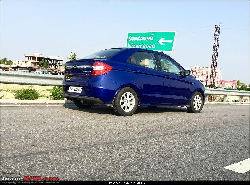 Ford Aspire TDCi : My Blue Bombardier, flying low on tarmac EDIT : 25,000kms COMPLETED-2.jpg