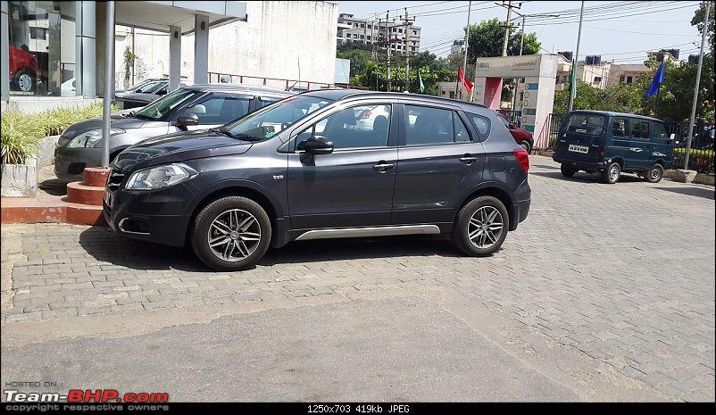Above the Ordinary : My Crossover, the Maruti S-Cross-r.jpg