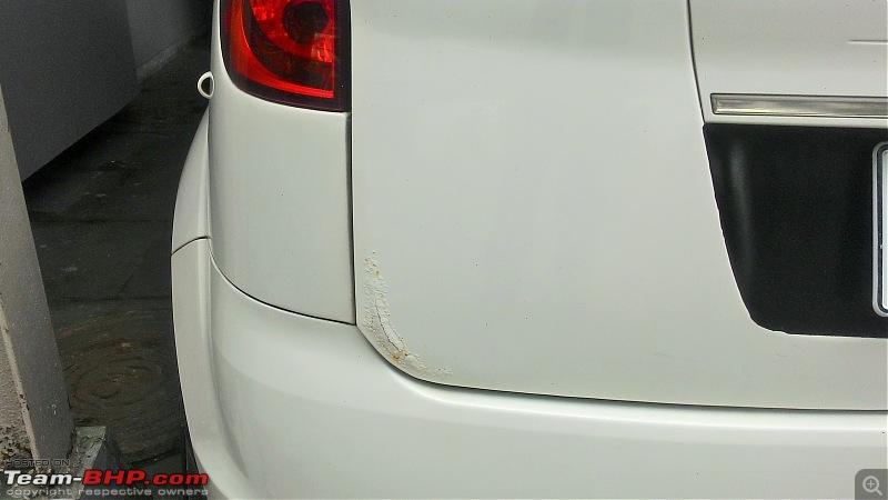 My Diesel Ford Figo Zxi - 2 Years & 30,000+ Kms. Update: Rusting Issues-p_20160630_103715.jpg
